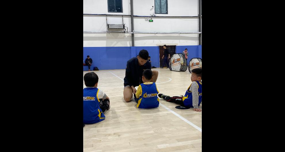 上海幼儿篮球培训机构电话