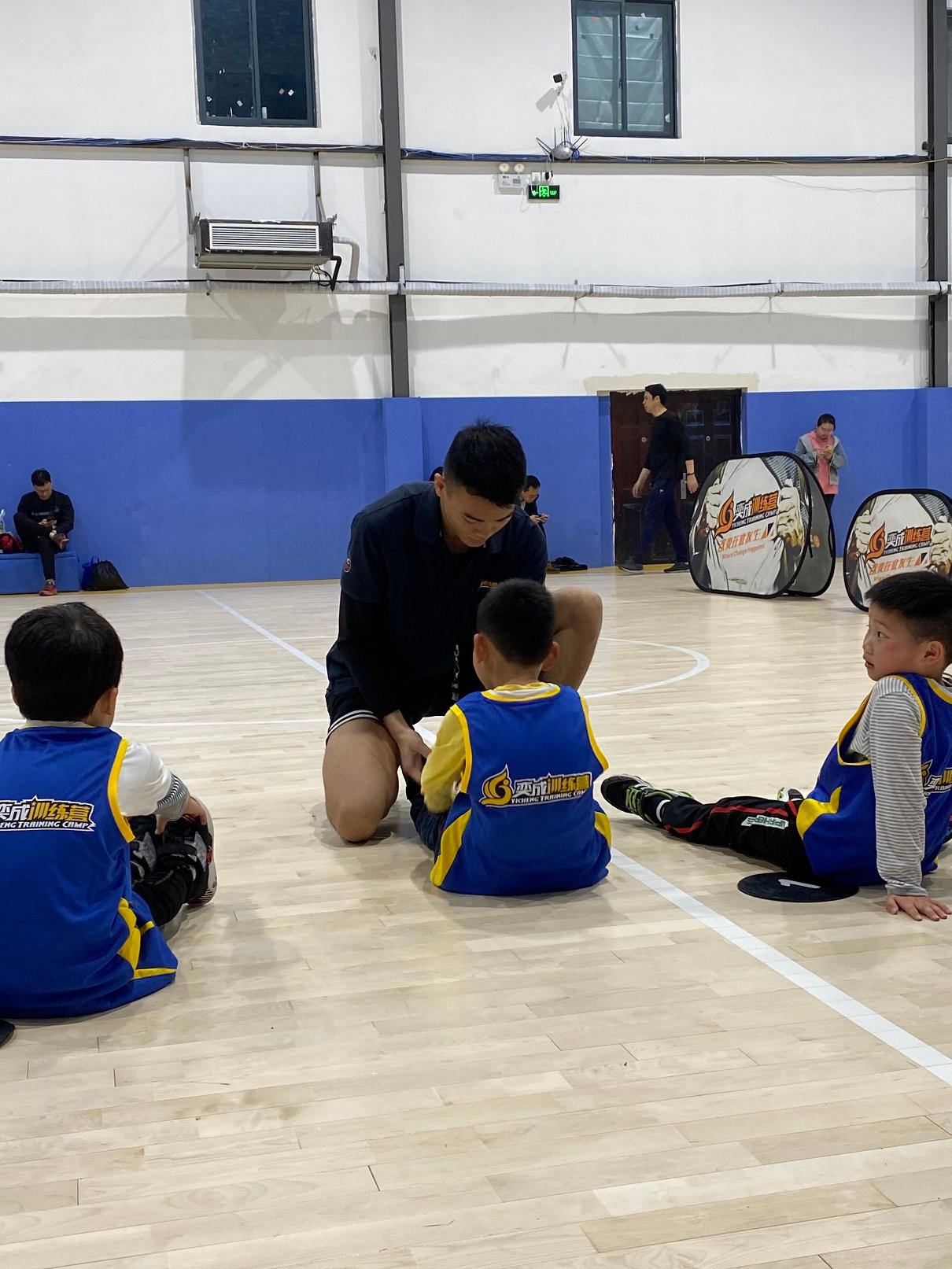 浦东青少儿篮球培训机构排名