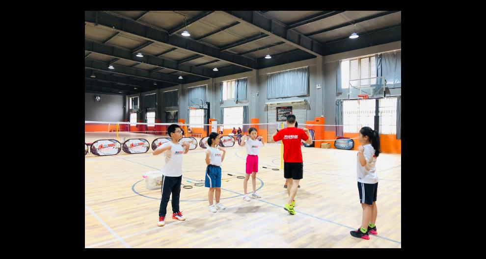 上海体育培训学校