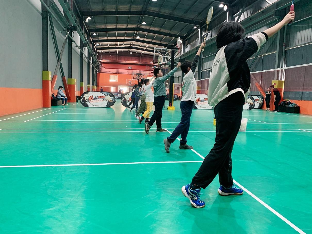 闵行小孩体育培训哪家比较专业