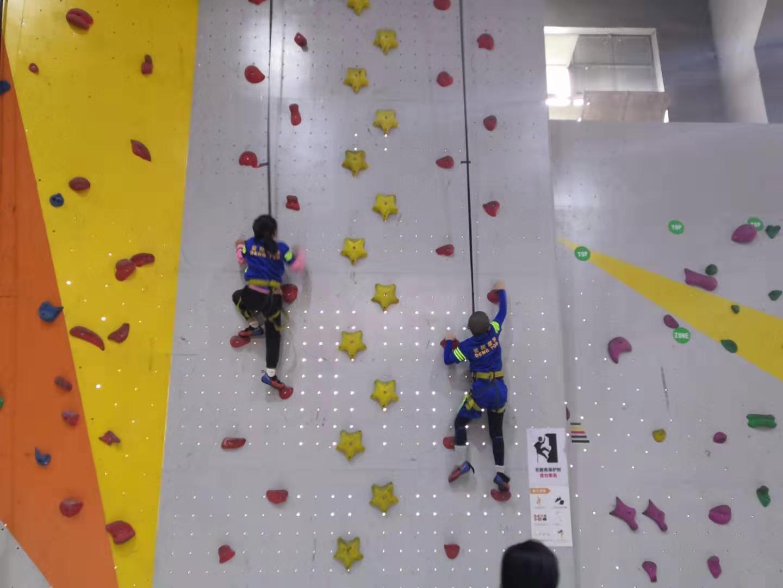 上海儿童少儿攀岩培训营