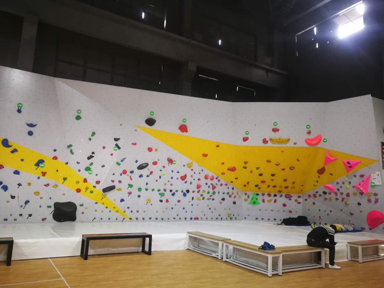上海室内攀岩培训在哪里学