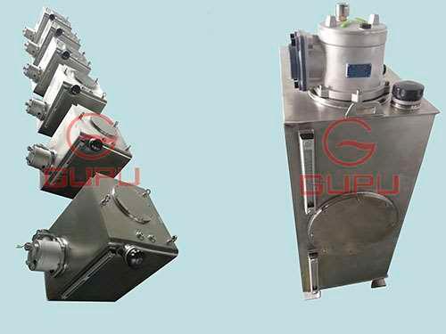 手動液壓泵「上海翼涯自動化科技供應」