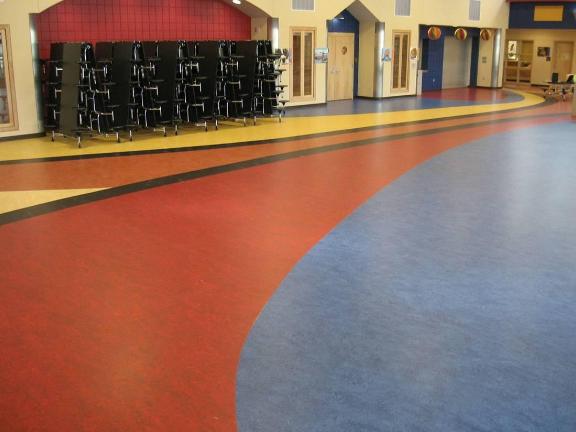 河南学校塑胶地板出厂价格