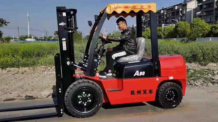 黃浦區叉車培訓駕駛員,叉車培訓