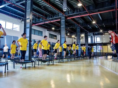芜湖夏季减肥训练营