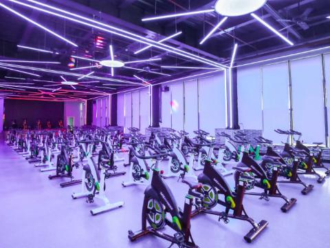 芜湖动感单车机构推荐 客户至上「上海造梦人体育发展供应」