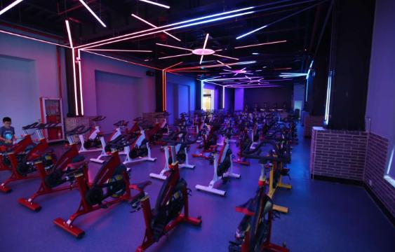 南京动感单车教学推荐 欢迎来电 上海造梦人体育发展供应