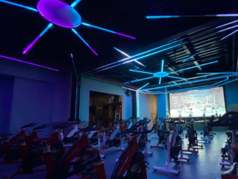 西安动感单车培训机构专业平台 服务为先 上海造梦人体育发展供应