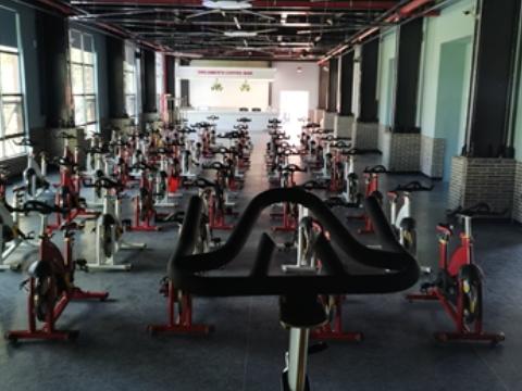 扬中特色动感单车 欢迎咨询 上海造梦人体育发展供应