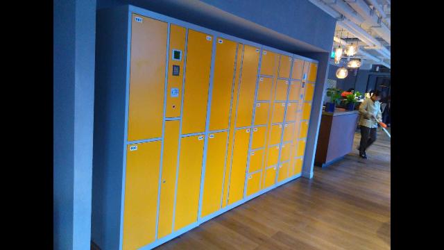 收费寄包柜支持定制,寄包柜