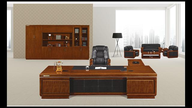 高质量老板桌「上海震鼎办公家具供应」