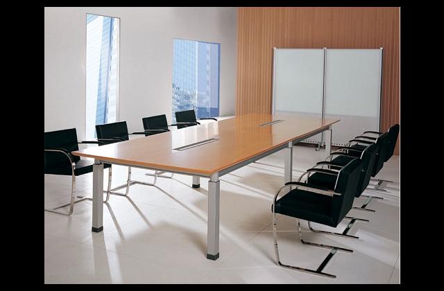 上海方形会议桌市场价格 欢迎咨询 上海震鼎办公家具供应