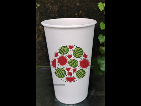 江苏冰淇淋纸杯定制 值得信赖「上海纸杯厂供应」