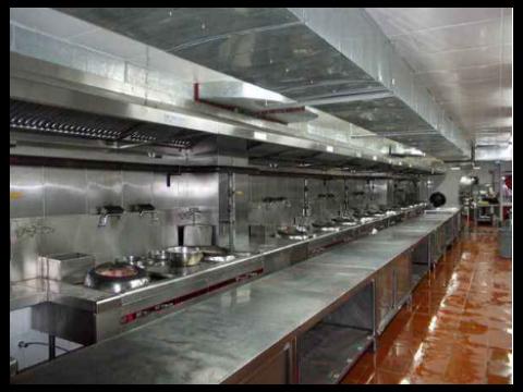 无锡餐饮厨房排烟安装 诚信互利「上海志大厨房设备供应」