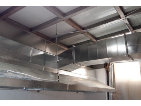 浦东新区饭店厨房排烟 客户至上「上海志大厨房设备供应」