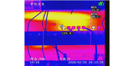 在线式ZH580三光融合成像仪电池 和谐共赢 上海紫红光电供应