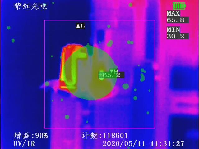 高精度三光融合红外紫外成像仪型号 有口皆碑 上海紫红光电供应