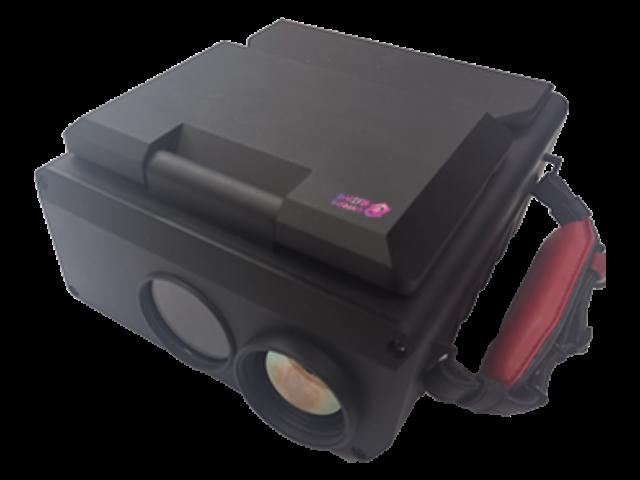 青海三光融合红外紫外成像仪国网标准 和谐共赢 上海紫红光电供应