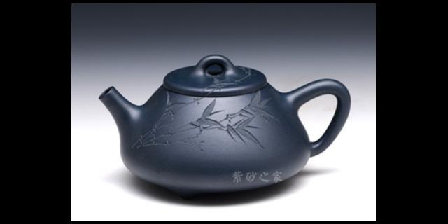 紫砂壶作品图片大全 值得信赖「上海紫砂实业供应」