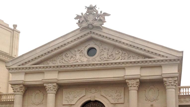 上海grc建筑构件公司 有口皆碑 上海卓欧建筑装饰工程供应