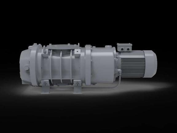实验室罗茨真空泵厂家供应 服务至上 上海卓帕真空技术供应