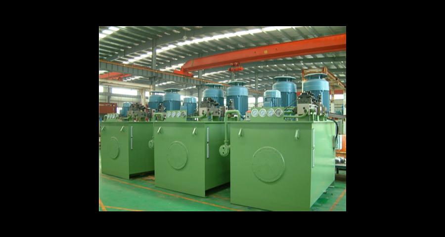 淮南液压系统介绍 诚信经营 上海照翼机电设备供应