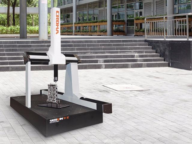 三坐标测量机的排名 推荐咨询 思瑞测量技术供应