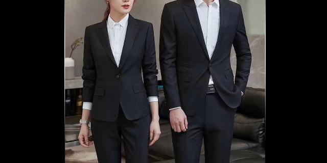 上海套裝職業裝價格