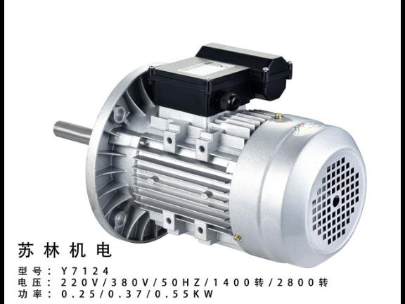 品質風機電動機廠家直銷 歡迎咨詢 臺州蘇林機電供應