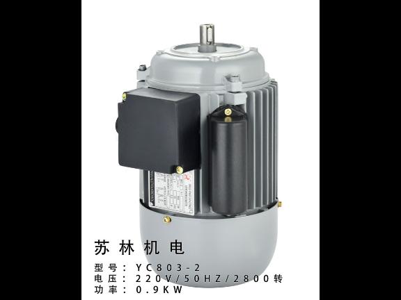 交流電容啟動電動機廠家直銷 誠信服務 臺州蘇林機電供應