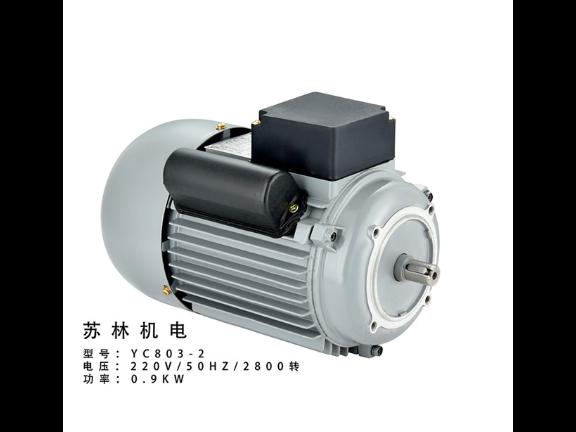 感應單向異步電動機 有口皆碑 臺州蘇林機電供應