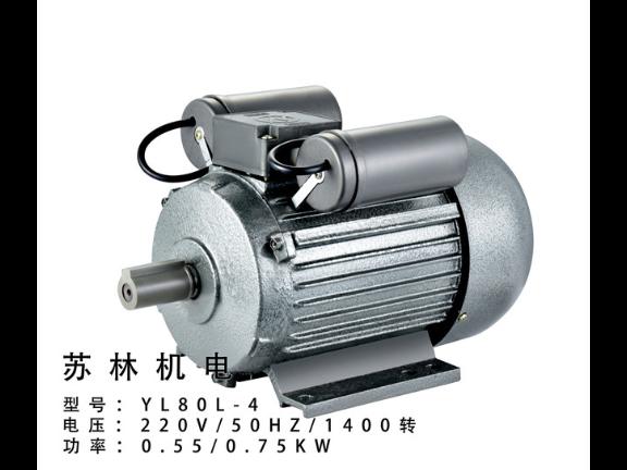 湖北中小型單相異步電機 推薦咨詢 臺州蘇林機電供應