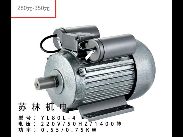非標定制電容啟動電動機生產廠家 推薦咨詢 臺州蘇林機電供應