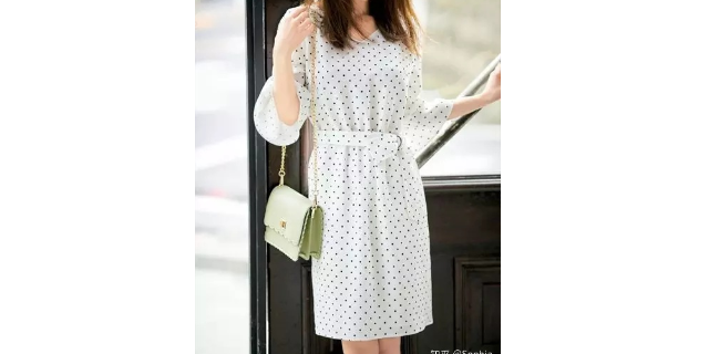 红蜻蜓连衣裙哪个厂家质量好 创新服务「浙江森美服饰供应」