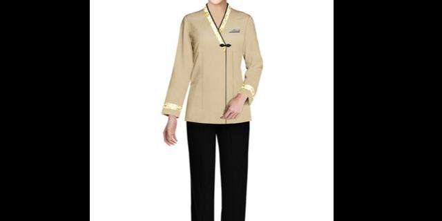 长袖酒店制服长期合作 贴心服务「浙江森美服饰供应」
