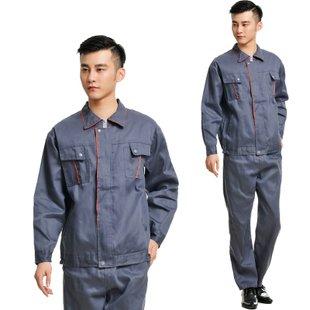 春秋劳保工作服如何正确穿戴?