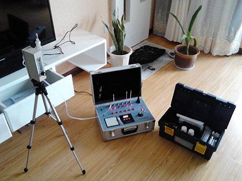 天津智能化甲醛检测单位