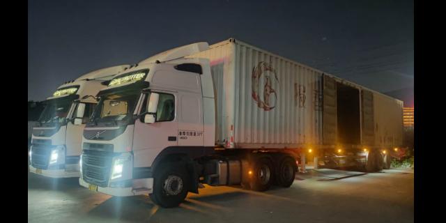 福建到上海黃浦區整車運輸