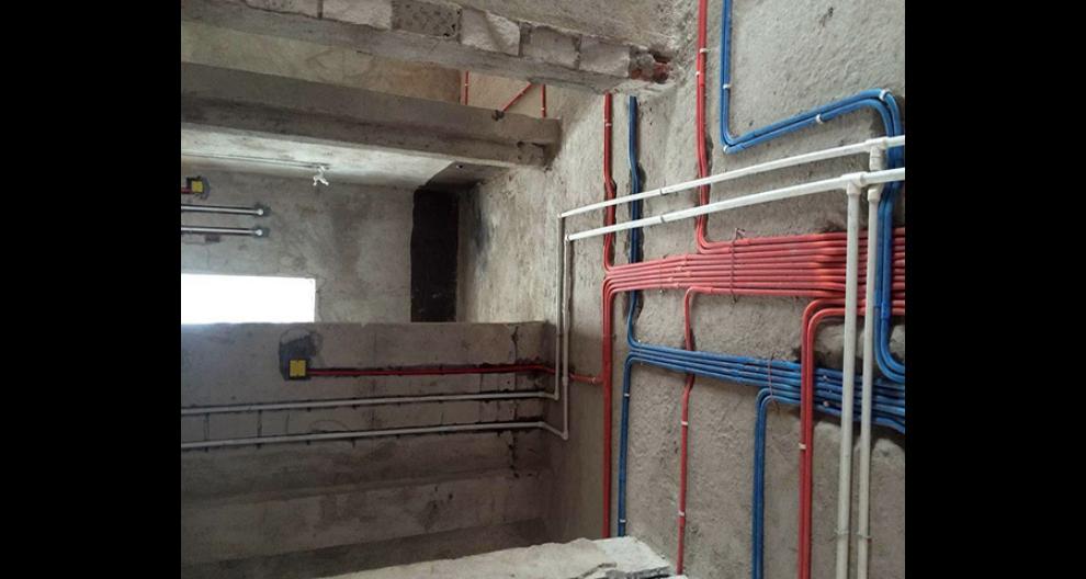 深圳厨房水电安装方案价格,水电安装