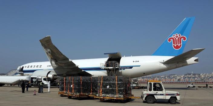 广州到丽江空运公司