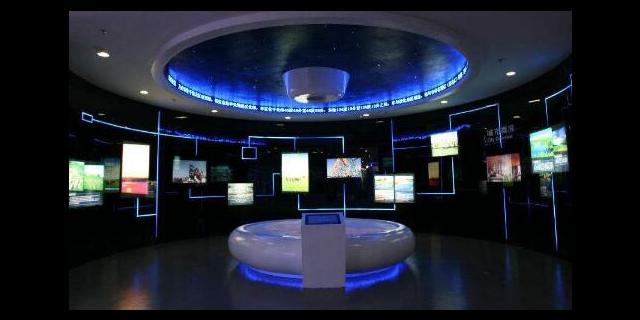 浦东新区数字展厅多媒体大屏互动,多媒体