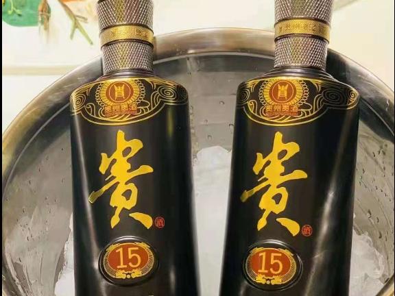 天津十五年贵州贵酒多少钱一瓶,贵州贵酒