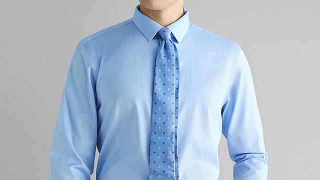 雅倬立領襯衫單價「陜西波革雅仕商貿供應」