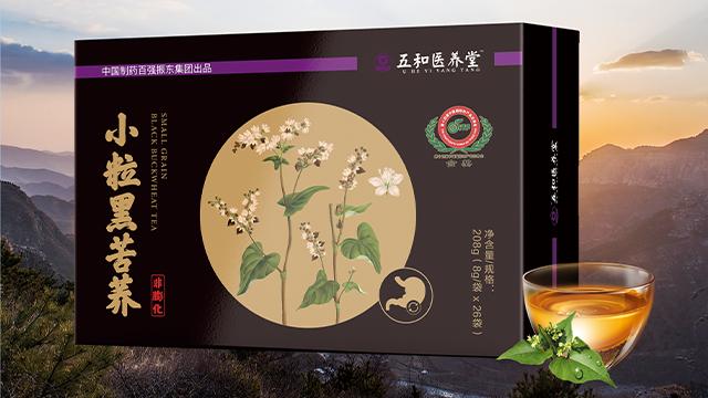 张家口苦荞茶五和医养堂专营店 信息推荐 山西振东五和健康科技供应
