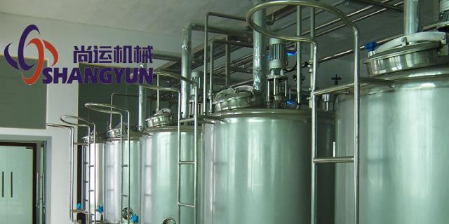 青岛醋酸菌发酵罐厂 值得信赖 温州市尚运轻工机械供应