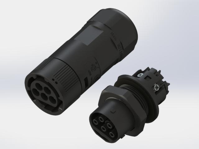 标准防水连接器常用解决方案,防水连接器