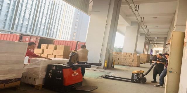 海珠区电商食品仓库品牌哪家好 创造辉煌 深圳市嘉禾云仓储运供应