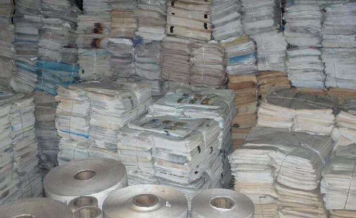 废纸板回收企业「苏州焦陂再生资源供应」