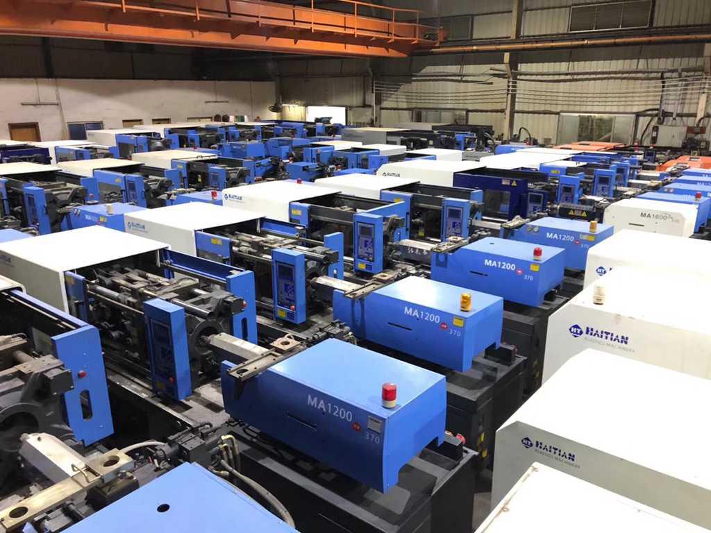 河南力劲注塑机市场「 东莞市锋茂机械设备供应」